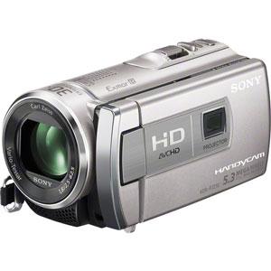 デジタルビデオカメラ「HDR-PJ210」