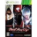 【Xbox 360】デビル メイ クライ HDコレクション カプコン [JES1-00210]