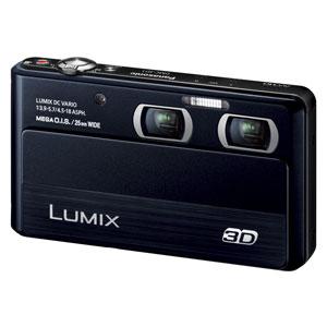 コンパクトデジカメ「LUMIX DMC-3D1」