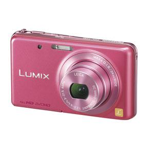 コンパクトデジカメ「LUMIX DMC-FX80」
