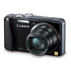 コンパクトデジカメ「LUMIX DMC-TZ30」