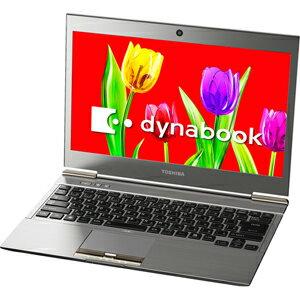 ノートPC「dynabook R631」(PR63128EMF)