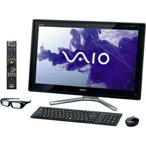 ディスプレイ一体型デスクトップPC「VAIO L」(VPCL249FJ)