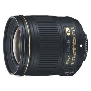 ニコン AF-S NIKKOR 28mm f/1.8G