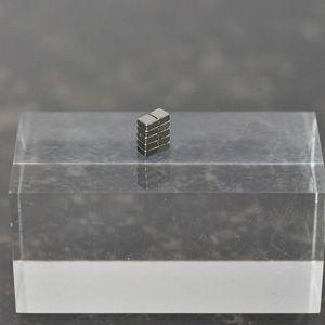 ネオジム磁石角形 2mm-2mm-高さ1mm(10個入)【MGNSQ221】 【税込】 ハイキューパーツ [ネオジムジシャクカクガタ 2ー2ー]【返品種別B】【RCP】