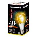 LDA6LC【税込】 パナソニック LED電球 クリア電球タイプ 6.4W(全光束:485lm/電球色相当) Panasonic EVERLEDS(エバーレッズ) [LDA6LCPA]【返品種別A】【RCP】