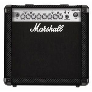 LMARMG15CFX【税込】 マーシャル 15Wギターアンプ 正規メーカー保証付属 Marshall MGシリーズ MG15CFX [LMARMG15CFX]【返品種別A】【送料無料】【RCP】
