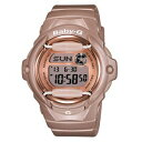 BG-169G-4JF【税込】 カシオ Pink Gold Series Baby-G デジタル時計 [BG169G4JF]【返品種別A】【送料無料】【RCP】