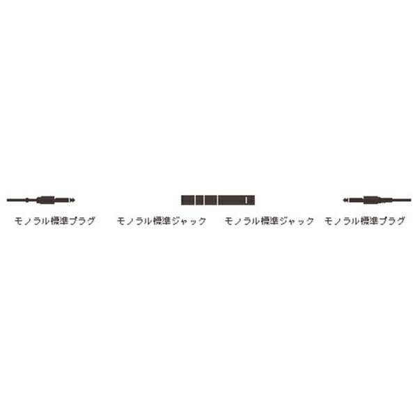 ATL-436CM オーディオテクニカ モノラル標準ジャック⇔モノラル標準ジャック audio-technica