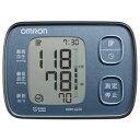 HEM-6220-B オムロン 自動血圧計 ブルー omron [HEM6220B]【返品種別A】