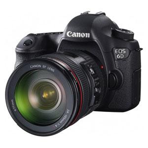 EOS6DLK【税込】 キヤノン デジタル一眼レフカメラ「EOS 6D」EF24-105L IS USMレンズキット Canon EOS 6D [EOS6DLK]【返品種別A】【送料無料】【RCP】