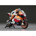【再生産】1/18 電動RCレディセット ミニッツモトレーサー MC-01 Honda RC 212V 2011 No.26【30053DP】 京商