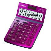 JF-Z200-PK-N【税込】 カシオ デザイン電卓 12桁(ピンク) CASIO [JFZ200PKN]【返品種別A】【RCP】