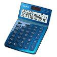 JF-Z200-BU-N【税込】 カシオ デザイン電卓 12桁(ブルー) CASIO [JFZ200BUN]【返品種別A】【RCP】