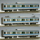 [鉄道模型]カトー 【再生産】(Nゲージ) 10-1160 E233系1000番台 京浜東北線 増結セットA(3両)