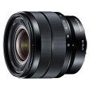 SEL1018 ソニー E 10-18mm F4 OSS ※Eマウント用レンズ(APS-Cサイズ用) [SEL1018]【返品種別A】【送料無料】
