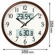 ITM-650J-5JF【税込】 カシオ 掛時計 [ITM650J5JF]【返品種別A】【送料無料】【RCP】