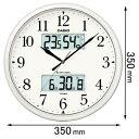 ITM-660NJ-8JF【税込】 カシオ 掛時計 [ITM660NJ8JF]【返品種別A】【送料無料】【RCP】