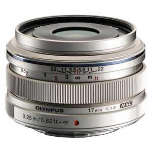 17MM F1.8【税込】 オリンパス M.ZUIKO DIGITAL 17mm F1.8 ※マイクロフォーサーズ用レンズ [17MMF18]【返品種別A】【送料無料】【RCP】