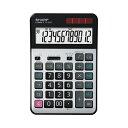 CS-S952X【税込】 シャープ 卓上電卓 12桁(プロフェッショナル実務電卓) [CSS952X]【返品種別A】【RCP】
