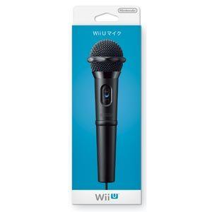 【Nintendo Switch】【Wii U】Wii U マイク 任天堂 [WUP-A-MWKA]【返品種別B】
