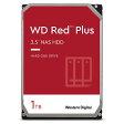WD10EFRX-R【税込】 ウエスタンデジタル 【バルク品】3.5インチ 内蔵ハードディスク 1.0TB WesternDigital WD Red(NAS向けモデル) [WD10EFRXR]【返品種別B】【送料無料】【RCP】