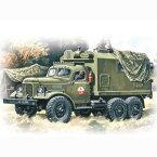 1/72 ソビエト ジル ZIL-157 コマンドビークル【72551】 【税込】 ICM [ICM 72551 コマンドビークル]【返品種別B】【RCP】