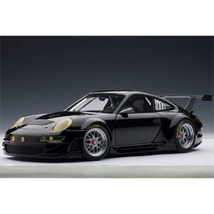 1/18 ポルシェ 911(997) GT3RSR 2009 プレーンボディ ブラック【80974】 【税込】 オートアート [Aa 80974 ポルシェ プレーンボディ ブラック]【返品種別B】【送料無料】【RCP】