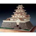 1/150 木製模型 鶴ヶ城 ウッディジョー [UD 1/150 ツルガジョウ]【返品種別B】