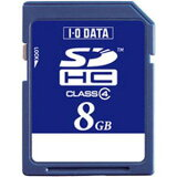BSD-8G4A【税込】 I/Oデータ SDHCメモリーカード 8GB Class4 [BSD8G4A]【返品種別A】【RCP】