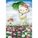 Sanrio Characters ハローキティ「日傘の女」 300ピース 【税込】 ビバリー [ビバリー33-073ハローキティノヒ]【返品種別B】【RCP】