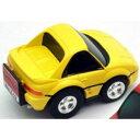 チョロQ zero Z-19b トヨタ MR2 GT (黄)【272236】 【税込】 トミーテック [トミ- Z-19b トヨタ MR2 GT キイロ]【返品種別B】