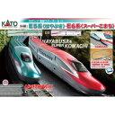 [鉄道模型]カトー KATO 【再生産】(Nゲージ) 10-020 E5系はやぶさ・E6系スーパーこまち 複線スターターセット 【税込】 [カトー 10-020]【返品種別B】【送料無料】【1021_flash】