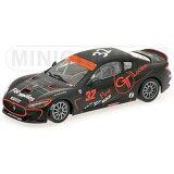 1/43 マセラッティ グランツーリスモ MC GT4 SICART TROFEO GRANTURISMO MC- 2010【400101232】 【】 ミニチャンプス [4001