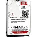 WD10JFCX【税込】 ウエスタンデジタル 【バルク品】2.5インチ 内蔵ハードディスク1.0TB(9.5mm厚) WesternDigital WD Red [WD10JFCX]..