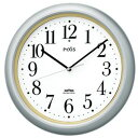 NA-205-S【税込】 セイコークロック 掛時計 [NA205S]【返品種別A】【RCP】