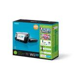 【优惠付】Wii U 马上能玩的家庭高端组套+Wii Fit U 黑【1旁人1台为限】【】任天堂[WUP-S-KAFT]【退货类别B】【】【RCP】[【特典付】Wii U すぐに遊べるファミリープレミアムセット+Wii Fit U クロ【お1人様1台限り