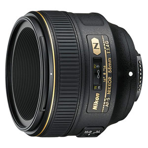 AFS58F1.4G【税込】 ニコン 【Joshin web限定 72mmフィルター付き】AF-S NIKKOR 58mm f/1.4G ※FXフォーマット用レンズ(36mm×24mm) [AFS58F14G]【返品種別A】【送料無料】【RCP】