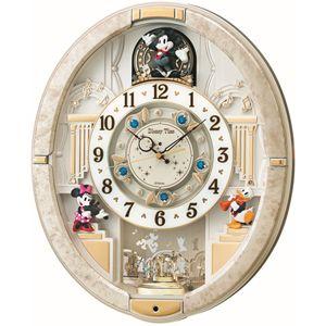 FW574W【税込】 セイコークロック ディズニー 掛時計 からくり掛時計 [FW574W]【返品種別A】【送料無料】【RCP】