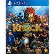 【PS4】KNACK(ナック) 【税込】 ソニー・コンピュータエンタテインメント [PCJS-53001]【返品種別B】【送料無料】【RCP】