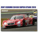 1/43 ZENT CERUMO SC430 SUPER GT500 2013 No.38 Champion【45047】 【税込】 EBBRO [EB 450...