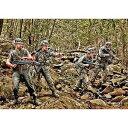 1/35 米・ベトナム戦兵士4体ジャングルパトロール【MB3595】 【税込】 マスターボックス [マスターボックス MB3595 ベトナムセン ヘイシ]【返品種別B】【RCP】
