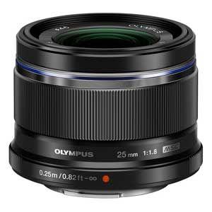 25MMF1.8(ブラック)【税込】 オリンパス M.ZUIKO DIGITAL 25mm F1.8(ブラック) ※マイクロフォーサーズ用レンズ [25MMF18ブラク]【返品種別A】【送料無料】【RCP】