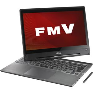 FMVT90P【税込】 富士通 ノートパソコン TH90/P(Office Home and Business 2013搭載)(タッチパネル...