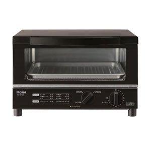 JOT-W12A-K【税込】 ハイアール オーブントースター ブラック Haier [JOTW12AK]【返品種別A】【RCP】【送料無料】