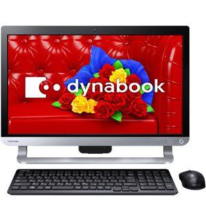 PD51332LSXB【税込】 東芝 デスクトップパソコン dynabook D513/32LB(Microsoft Office Home and ...