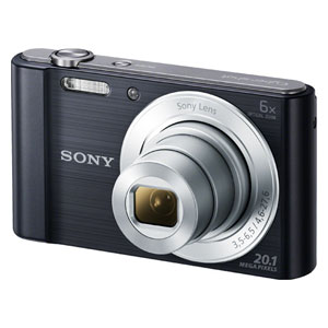 DSC-W810-B【税込】 ソニー デジタルカメラ「W810」(ブラック) SONY Cyber-shot(サイバーショット) DSC-W810 [DSCW810B]【返品種別A】【送料無料】【RCP】