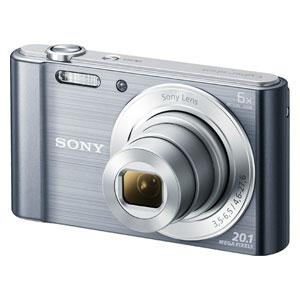 DSC-W810-S【税込】 ソニー デジタルカメラ「W810」(シルバー) SONY Cyber-shot(サイバーショット) DSC-W810 [DSCW810S]【返品種別A】【送料無料】【RCP】
