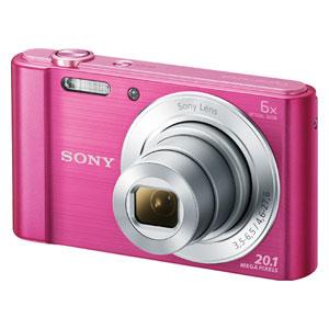 DSC-W810-P【税込】 ソニー デジタルカメラ「W810」(ピンク) SONY Cyber-shot(サイバーショット) DSC-W810 [DSCW810P]【返品種別A】【送料無料】【RCP】