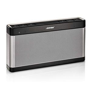 SoundLink Bluetooth speaker 3【税込】 ボーズ SoundLink Bluetooth speaker 3 BOSE SoundLink Bluetooth speaker 3 [SLINKBT3]【返品種別A】【送料無料】【RCP】